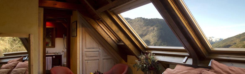 None CHAMBRE DOUBLE Val de Ruda Hôtel Chalet