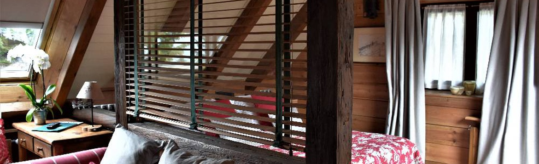 Junior Suite JUNIOR SUITE Val de Ruda Hôtel Chalet