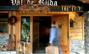 Charmant hôtel de montagne Val de Ruda Hôtel Chalet