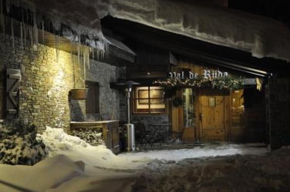 ESQUI Y GASTRONOMIA Val de Ruda Hôtel Chalet